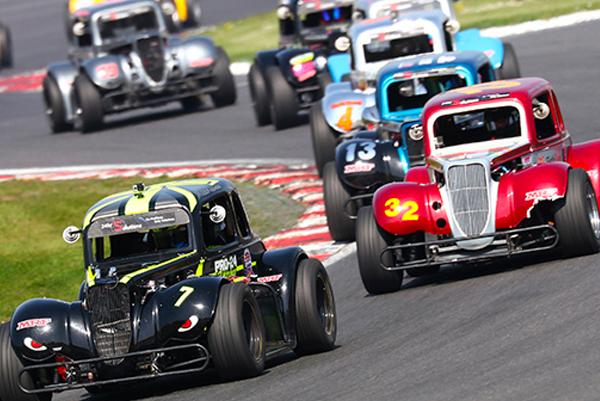 Legend Car Championsjip: