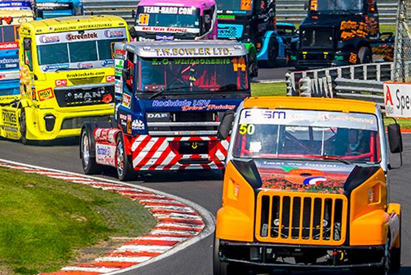 British Truck Racing: