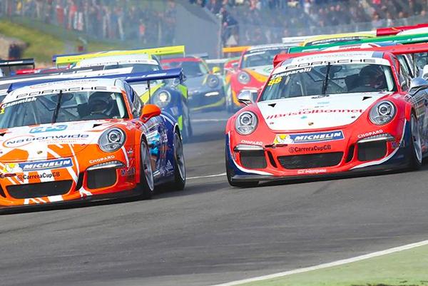 Porsche Carrera Cup Great Britain: