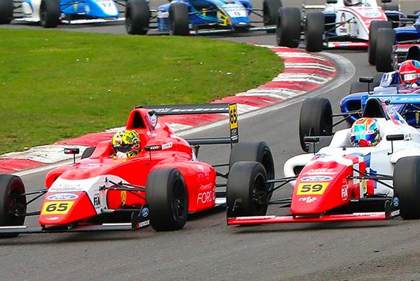 F4 British Championship: