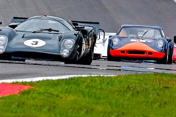 Historic Sports Cars :
