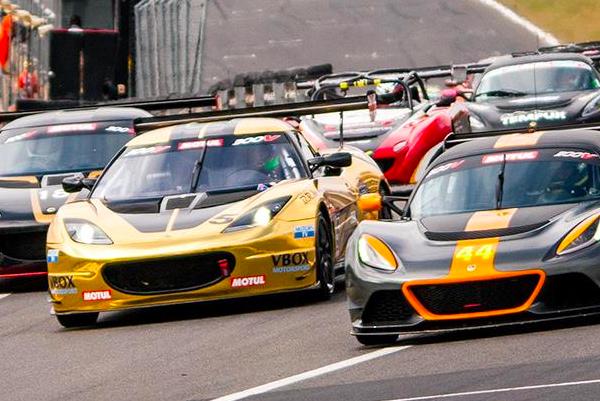 Lotus Cup Europe: