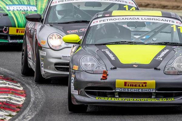 Porsche Club Championship:
