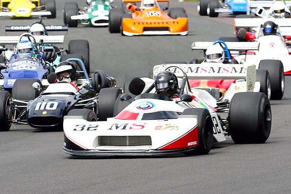 HSCC Historic Formula Two: