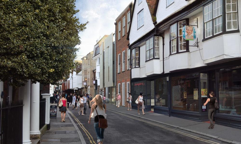 Redevelopment of Slatters Hotel Canterbury: